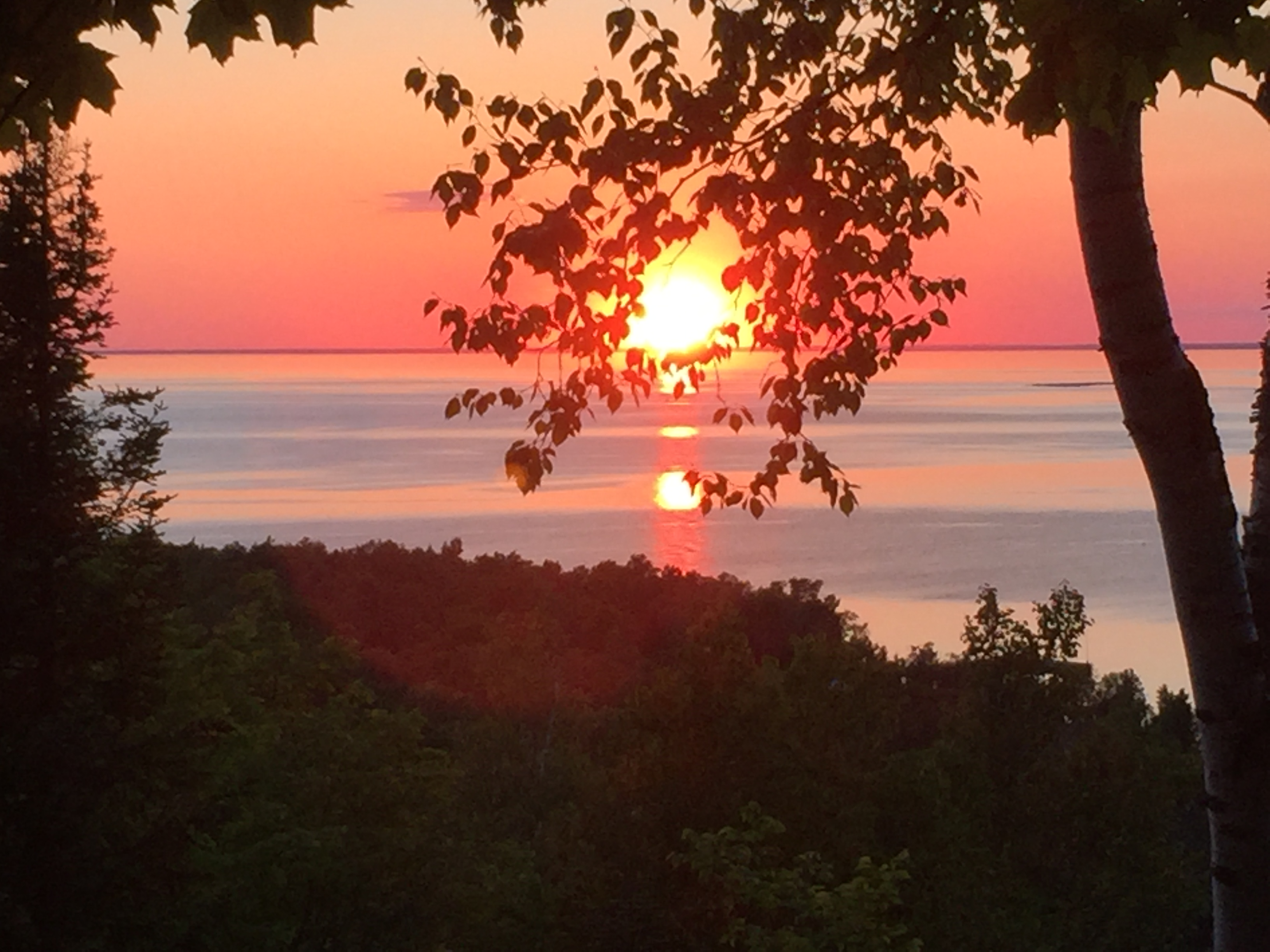 Door County Sunset