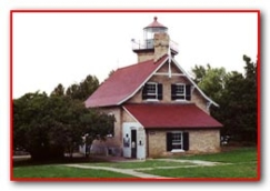 Eagle Bluff Light House