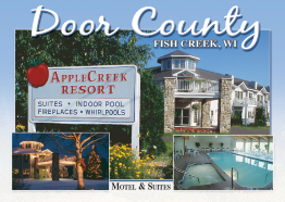 AppleCreek Resort - Hotel & Suites - Fish Creek Wisconsin